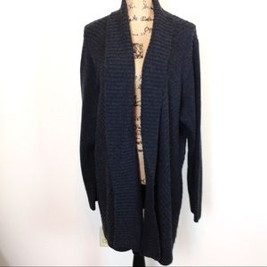 H by Halston Open Front Cardigan 3X -(5390N28)